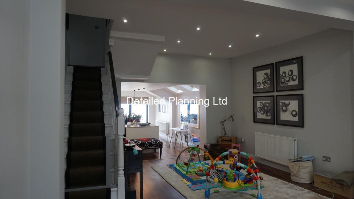 House Extension Hammersmith