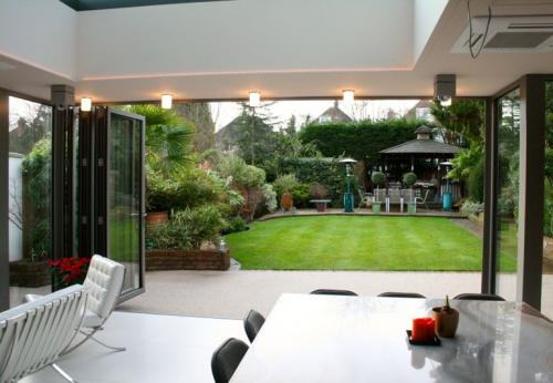 House extension projects London
