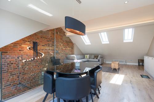 loft conversion flat
