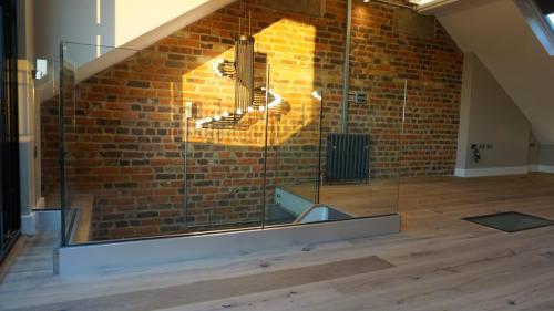 light into loft conversion