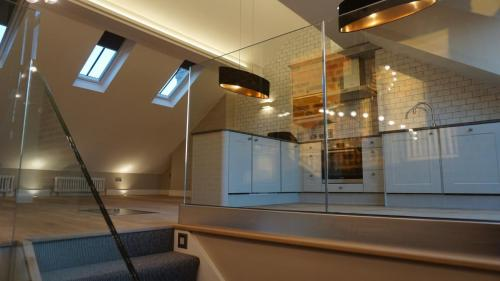 loft conversion exposed stairs