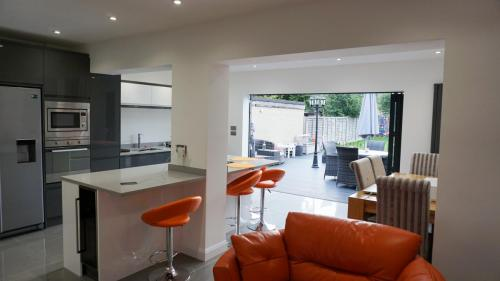 Single Storey Rear Extension in Potters Bar