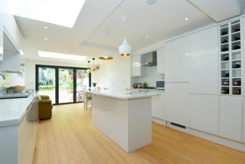 architectural services for extension in barnet