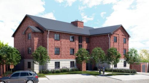Architectural Services for Flats in Knebworth