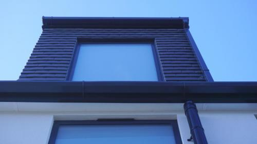 Dormer extension in finchley