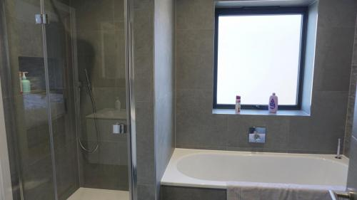 Extension in finchley with new bathroom