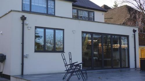 Ground floor kitchen extension finchley