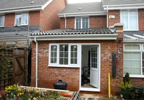 Single Storey Rear Extension Hillingdon