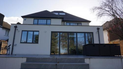 Large ground and first floor extension in finchley