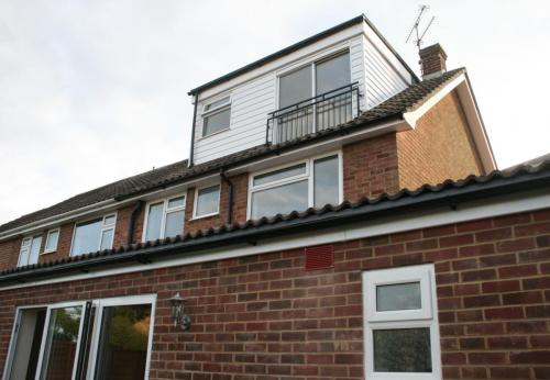 Loft and rear extension plans chelmsford