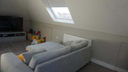 Loft conversion spare room