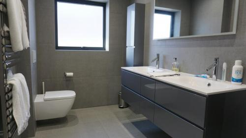 New en-suite bathroom