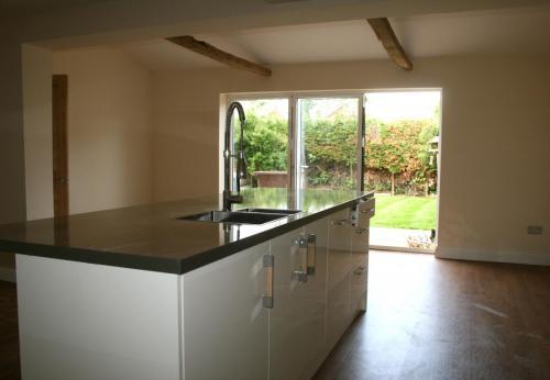 Single storey rear extension chelmsford