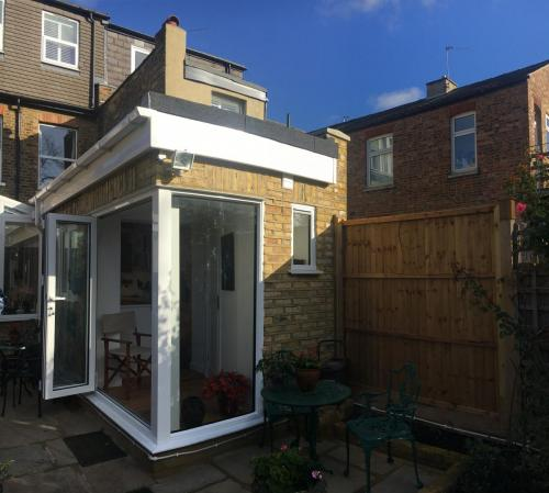 glazed extension barnet