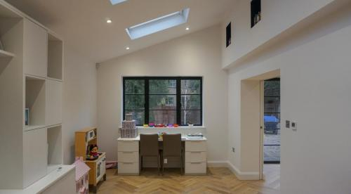 house extension designer finchley