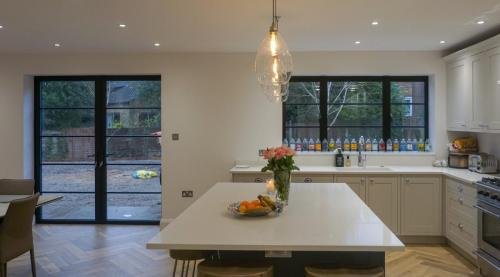 open plan alterations finchley