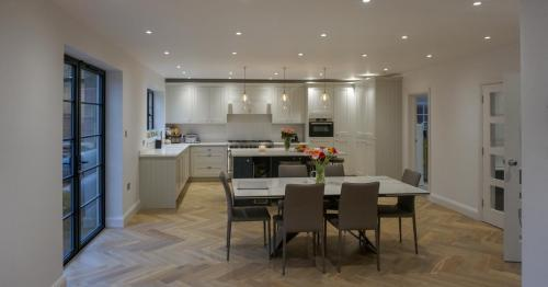 open plan living designer
