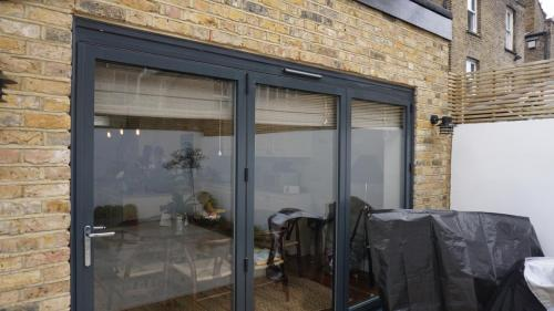 rear bi folding doors hammersmith