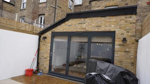 wrap around extension hammersith and fulham